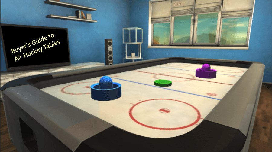 Buyers Guide to Air Hockey Tables