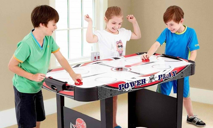 Review of Playcraft Table Top Air Hockey Table