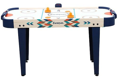 Harvil Air Hockey Table With Electronic Scoring Side