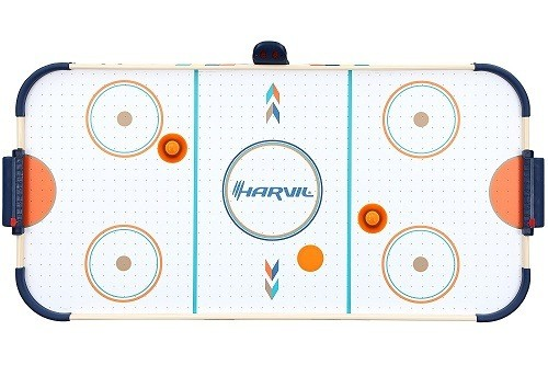 Harvil Air Hockey Table With Electronic Scoring Top