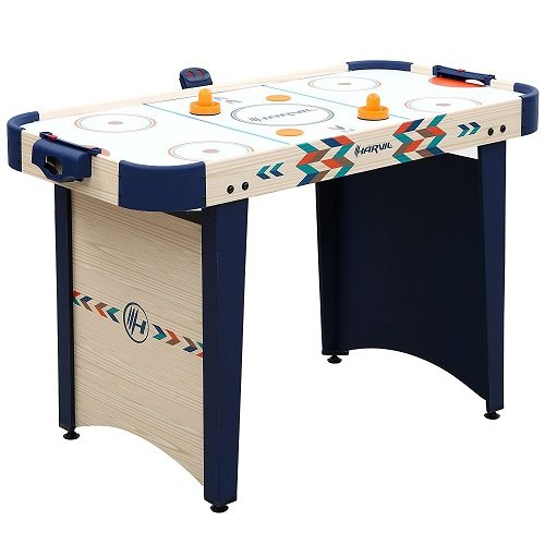 Harvil Air Hockey Table With Electronic Scoring