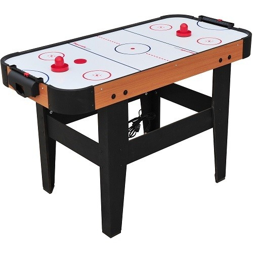 Playcraft Sport Table Top Air Hockey on White Backgorund