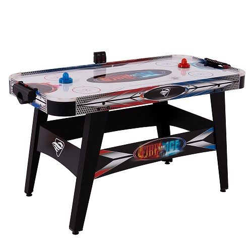 Triumph Fire 'n Ice LED Light-Up Air Hockey Table
