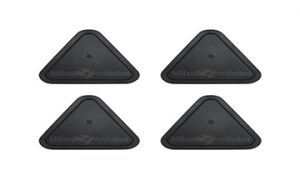 Black Triangle Air Hockey