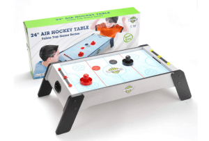 United Sports 24 Wooden Air Hockey Table