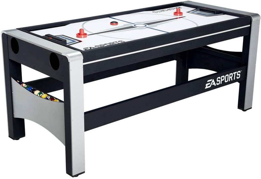 ESPN Multi Game Table 4-in-1 Swivel Combo Game Table Specs