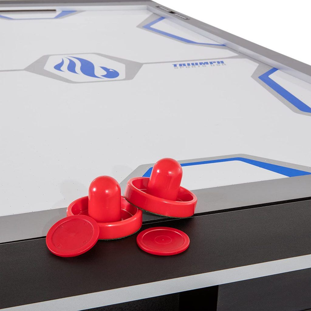 Triumph 3-in-1 Swivel Multigame Table