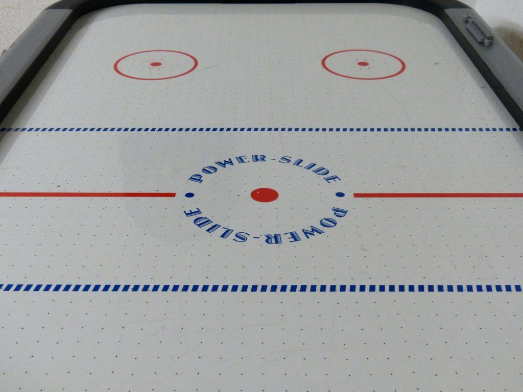 Learn Air Hockey Rules