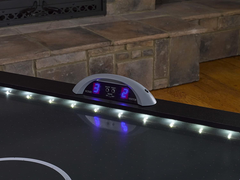power slide air hockey table