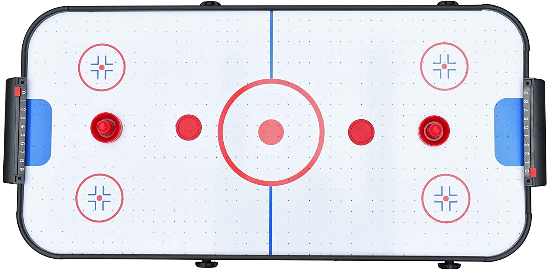 air hockey table surface material