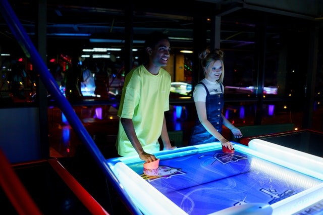 Expectations From Air Hockey
