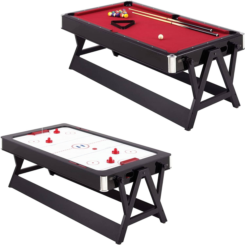 harvard pool and airhockey table