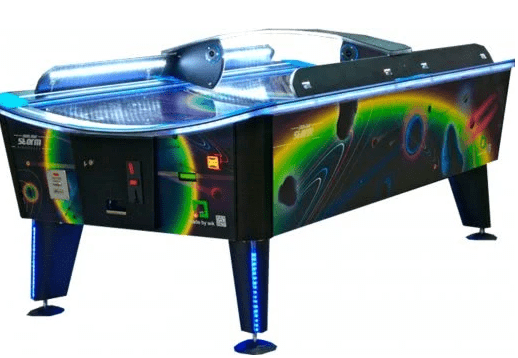 WIK storm 8 ft. air hockey table