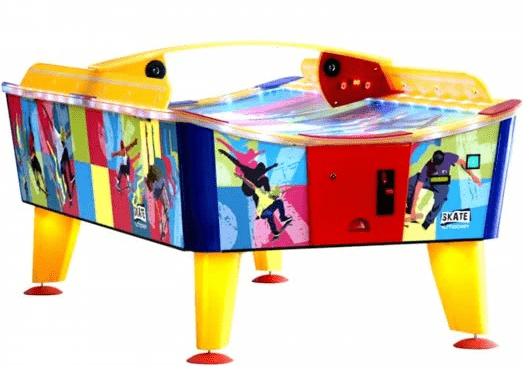 WIK Shark 8ft air hockey table
